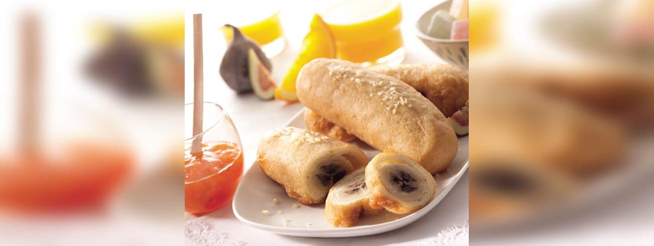 beignets banane