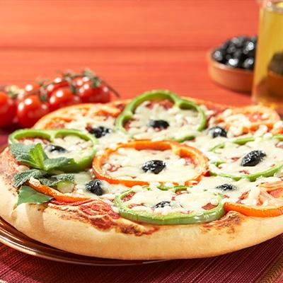 catégorie recette pizza