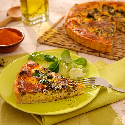 categorie recette tartes quiche