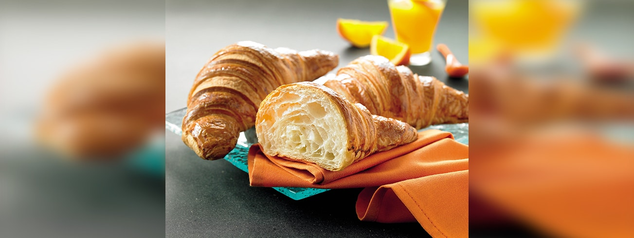 recette croissants