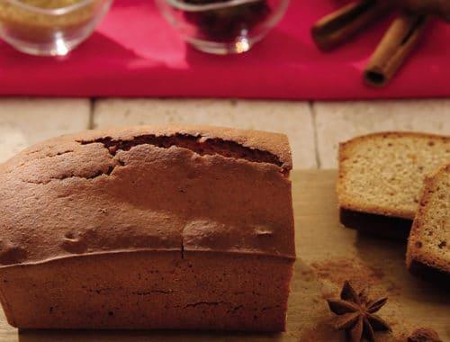 recette pain d'epices