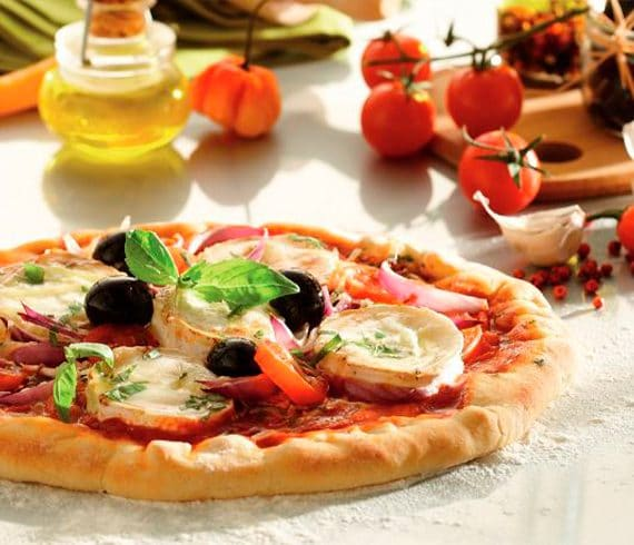 pizza-chevre-miel