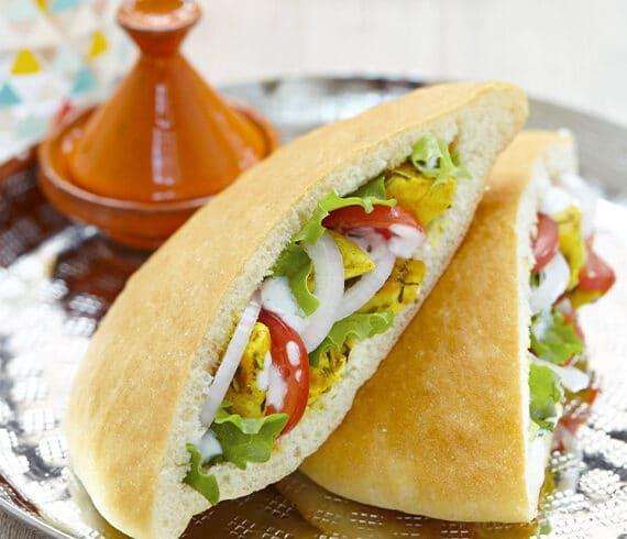 Pain Kebab